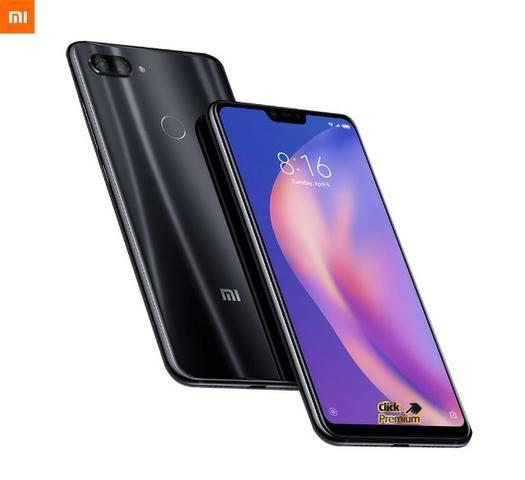 KIT Xiaomi Mi 8 Lite - 64 GB / 4 GB+ Fone + Capinha+ Película- 7 Brindes- Câmeras Iphone - Foto 4