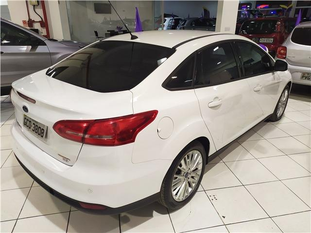 Focus Sedan SE Plus 2.0 AT 2016 - Foto 4