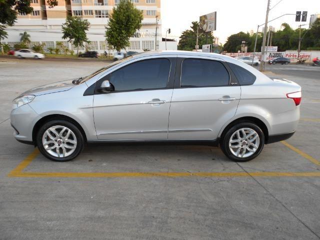 Fiat grand siena essence 1.6 flex 2012/2013 automatico completo novissimo - Foto 6