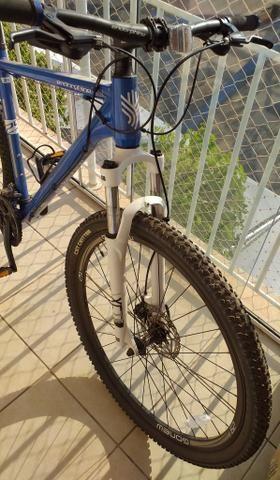 Bicicleta Gonew Endorphine 7.3 Shimano (Novíssima) - Foto 2