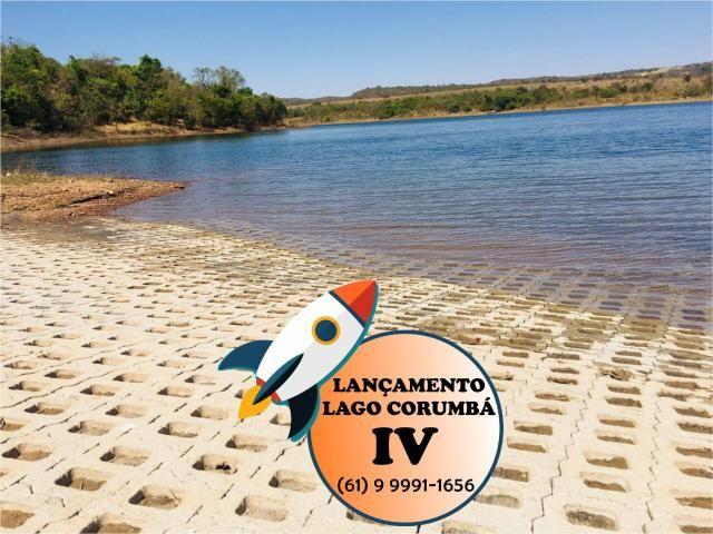 Excelente condomínio na beira do lago Corumba - Foto 6