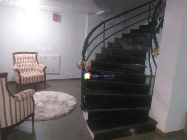 Apartamento com 4 dormitórios à venda, 261 m² por R$ 850.000,00 - Setor Oeste - Goiânia/GO - Foto 2