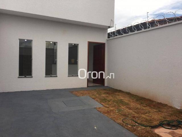 Casa à venda, 78 m² por R$ 170.000,00 - Residencial Santa Fé I - Goiânia/GO - Foto 2