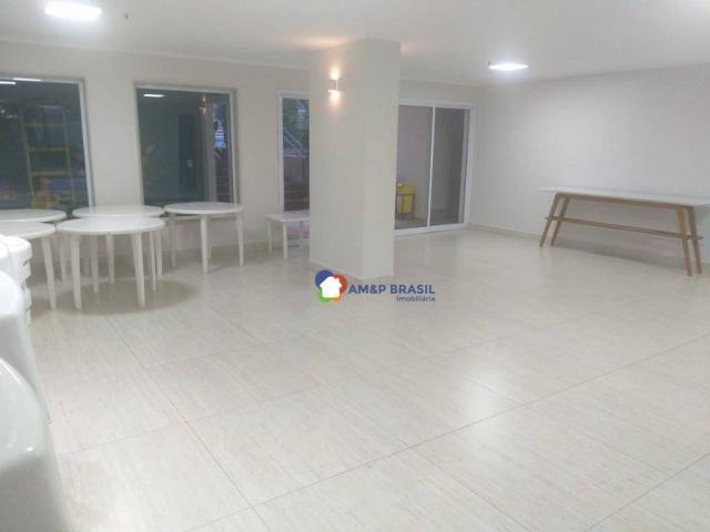 Apartamento com 4 dormitórios à venda, 261 m² por R$ 850.000,00 - Setor Oeste - Goiânia/GO - Foto 16