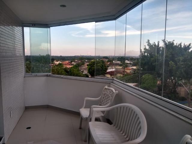 Alugo Lindo Apartamento Mobiliado com 4 Quartos e Suite em Aleixo - Foto 14
