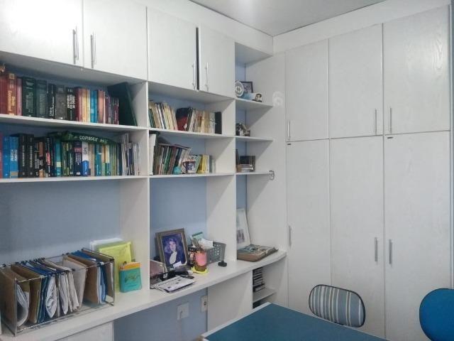 Alugo Lindo Apartamento Mobiliado com 4 Quartos e Suite em Aleixo - Foto 10