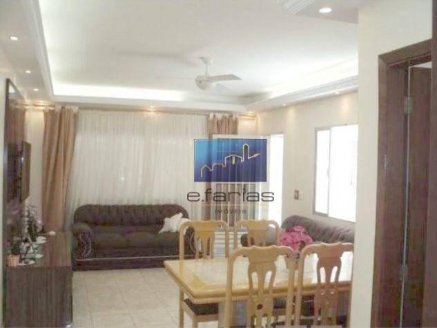Sobrado com 4 dormitórios à venda, 138 m² por R$ 480.000,00 - Jardim Santa Maria - São Pau - Foto 3