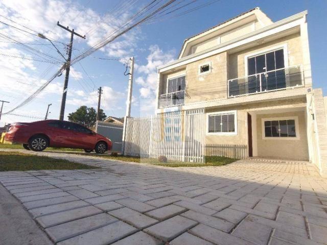 Sobrado residencial à venda, Sítio Cercado, Curitiba. - Foto 19