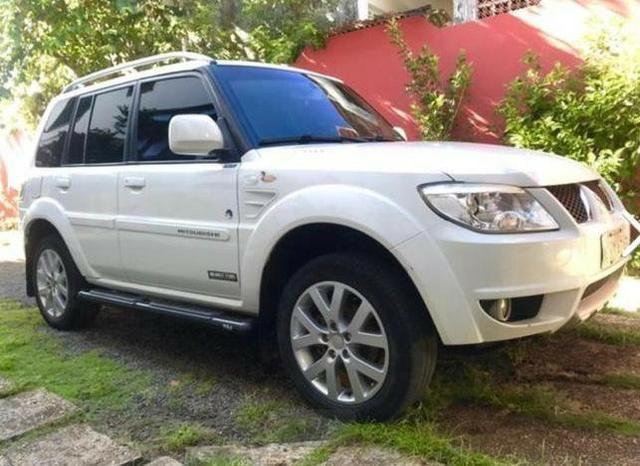 mitsubishi pajero tr4 4x4 - facilito compra - 2011