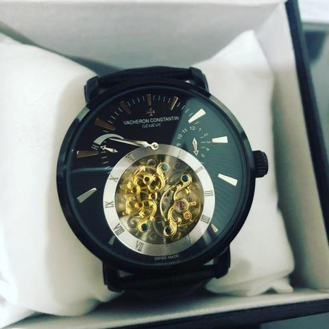 c1f13c6440c Relógio Vacheron Constantin automático - Bijouterias