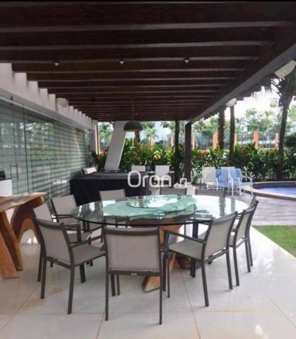 Sobrado à venda, 550 m² por R$ 5.898.000,00 - Alphaville Goiás - Goiânia/GO - Foto 9