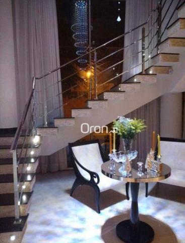 Sobrado à venda, 550 m² por R$ 5.898.000,00 - Alphaville Goiás - Goiânia/GO - Foto 4