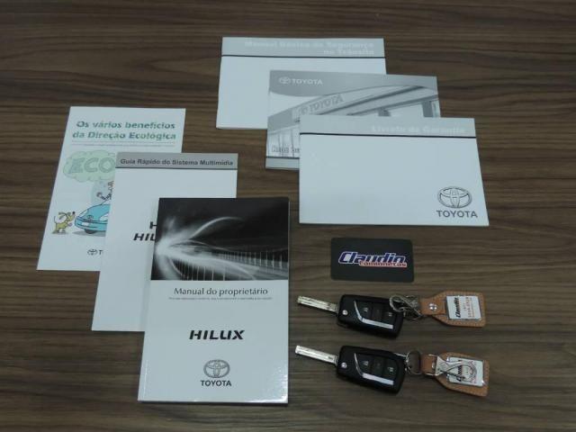 Toyota Hilux 2.8 CD SRV 4X4 Diesel Aut. - Foto 7
