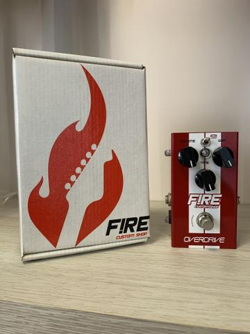 Pedal Fire Overdrive - Foto 2