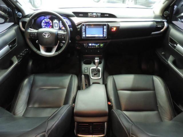 Toyota Hilux 2.8 CD SRV 4X4 Diesel Aut. - Foto 3