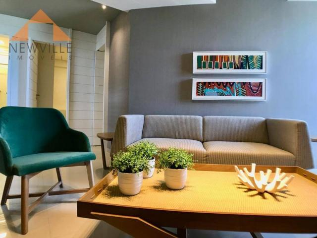 Apartamento com 2 quartos à venda, 58 m² por R$ 992.970 - Avenida Boa Viagem - Recife - Foto 3