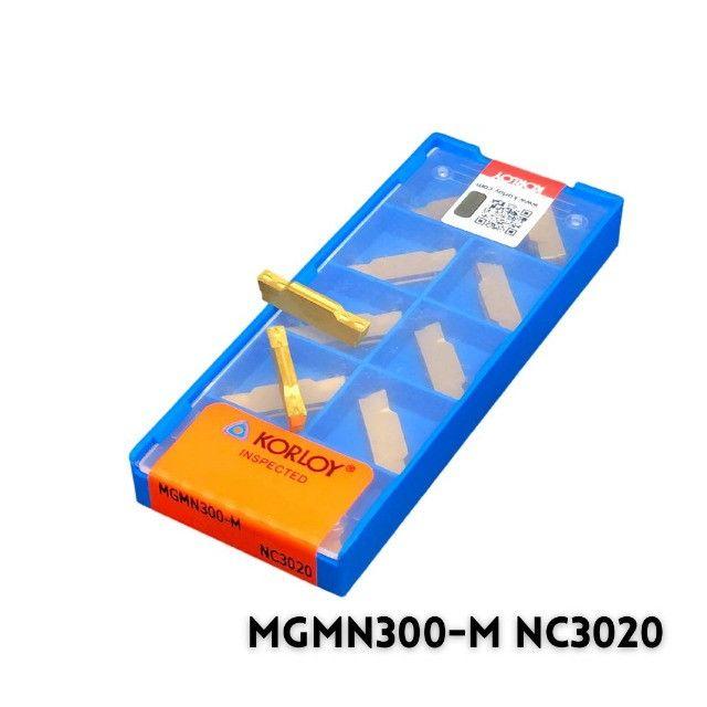 Ferramenta Para Torno Pastilha Mgmn300-m Nc3020