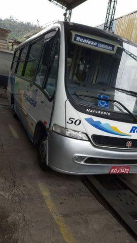Micro ônibus Marcopolo 1999 - Foto 2