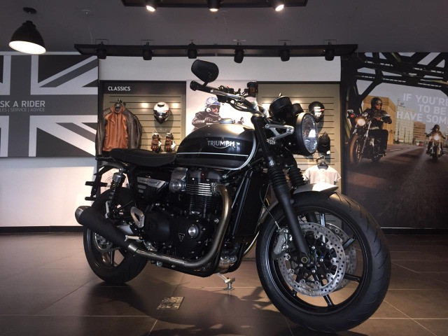 Triumph Speed Twin - Foto 3