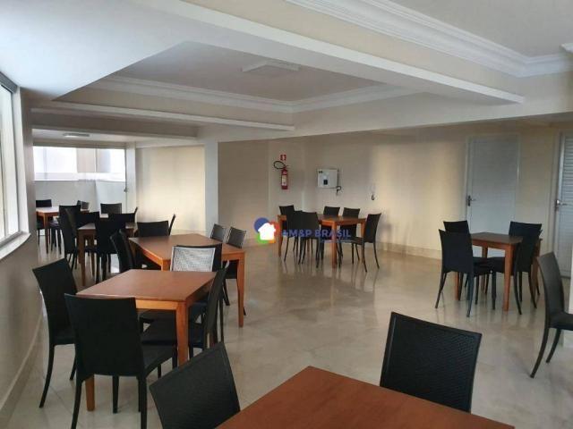 Apartamento com 3 dormitórios à venda, 130 m² por R$ 380.000,00 - Setor Bueno - Goiânia/GO - Foto 7
