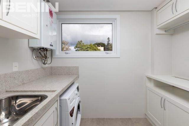 Apartamento à venda com 3 dormitórios em Bela vista, Gramado cod:15588 - Foto 9