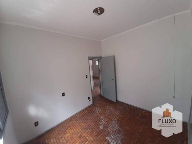 Casa com 3 dormitórios para alugar, 213 m² - Vila Aeroporto Bauru - Bauru/SP - Foto 9
