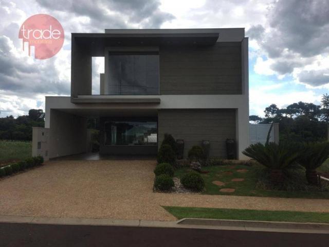 Casa com 4 dormitórios à venda, 300 m² por R$ 1.600.000 - Centro - Cravinhos/SP