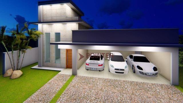 Casa à venda, 240 m² por R$ 1.400.000,00 - Cond Do Lago - Goiânia/GO - Foto 4