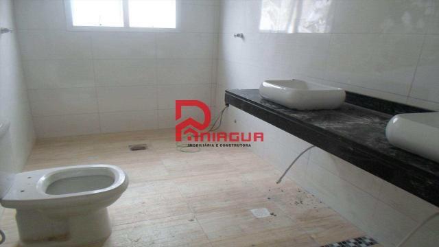 Casa à venda com 4 dormitórios em Canto do forte, Praia grande cod:1089 - Foto 16