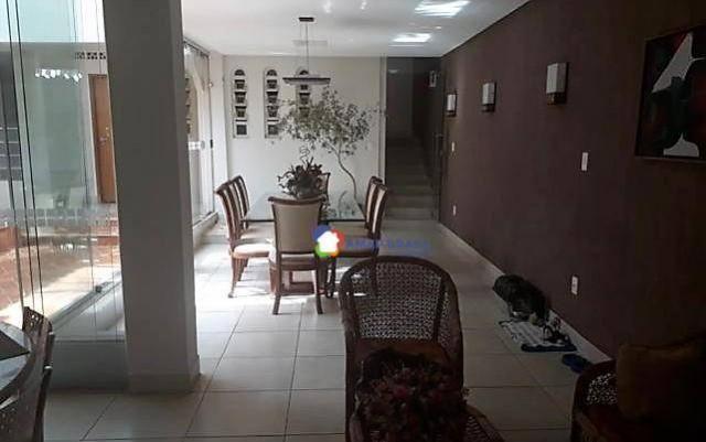 Ótimo Sobrado com 4 dormitórios à venda, 395 m² por R$ 860.000 - Jardim América - Goiânia/ - Foto 13