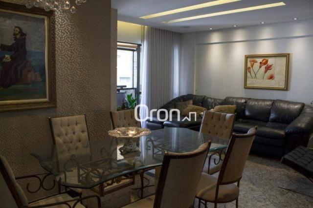 Apartamento à venda, 102 m² por R$ 445.000,00 - Setor Bueno - Goiânia/GO - Foto 4