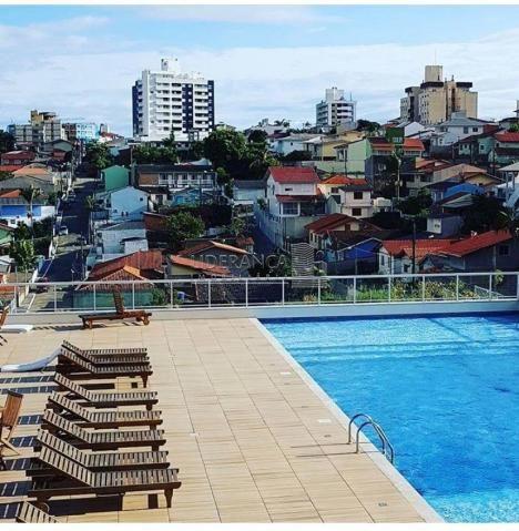 Apartamento à venda com 3 dormitórios em Estreito, Florianópolis cod:A3961