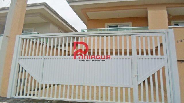 Casa à venda com 4 dormitórios em Canto do forte, Praia grande cod:1089 - Foto 18