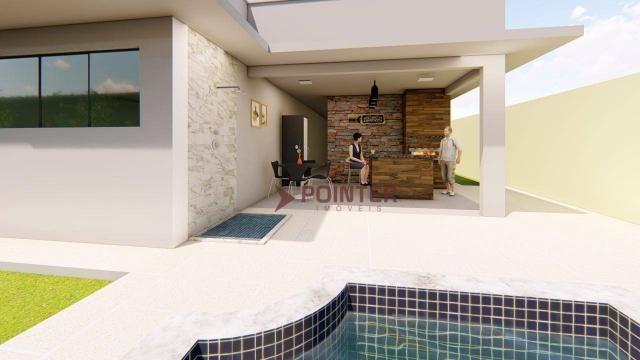 Casa à venda, 240 m² por R$ 1.400.000,00 - Cond Do Lago - Goiânia/GO - Foto 14