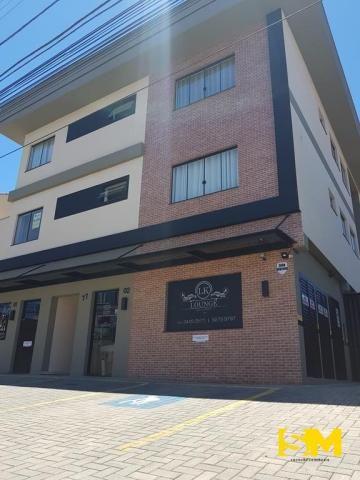 Apartamento para alugar com 1 dormitórios em Bucarein, Joinville cod:SM258