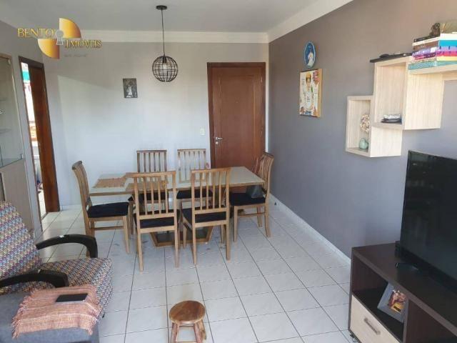 Apartamento com 3 dormitórios à venda, 88 m² por R$ 340.000,00 - Jardim das Américas - Cui - Foto 2