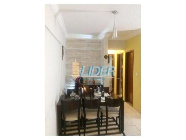 Apartamento à venda com 2 dormitórios em Santa mônica, Uberlandia cod:20686