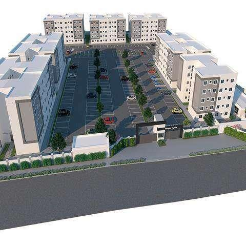 Parque Ayala - Apartamento de 2 dorms em Arapongas, PR - ID4073 - Foto 7