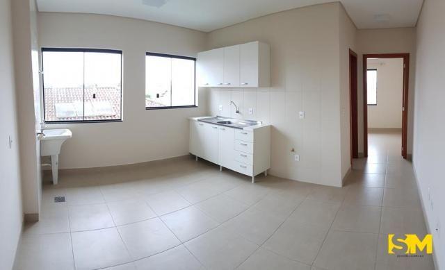 Apartamento para alugar com 1 dormitórios em Bucarein, Joinville cod:SM258 - Foto 8