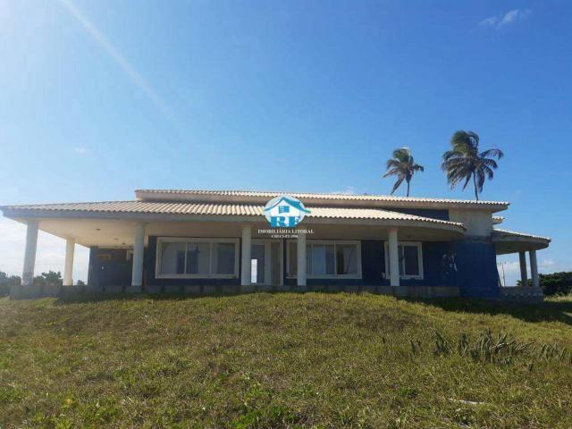 Casa à venda com 4 dormitórios em Centro, Arembepe (camaçari) cod:180 - Foto 2