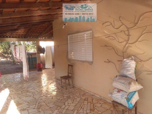 Chácara 60 hectares há 5 km do asfalto da Estrada da Guia - Foto 5