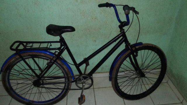 Bicicleta perfeita só com marcas de uso - Foto 4