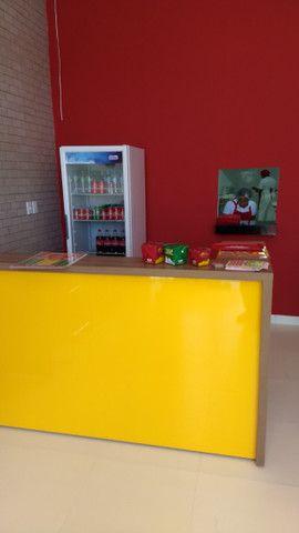 Repasse de ponto. Restaurante completo, novo, bem localizado, ideal para delivery - Foto 3