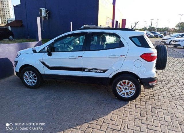 Ford Ecosport SE Leia o anúncio