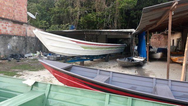 Canoa de 12 metros - Foto 6