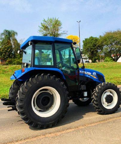 Trator New Holland tl75<br>-2015 - Foto 4