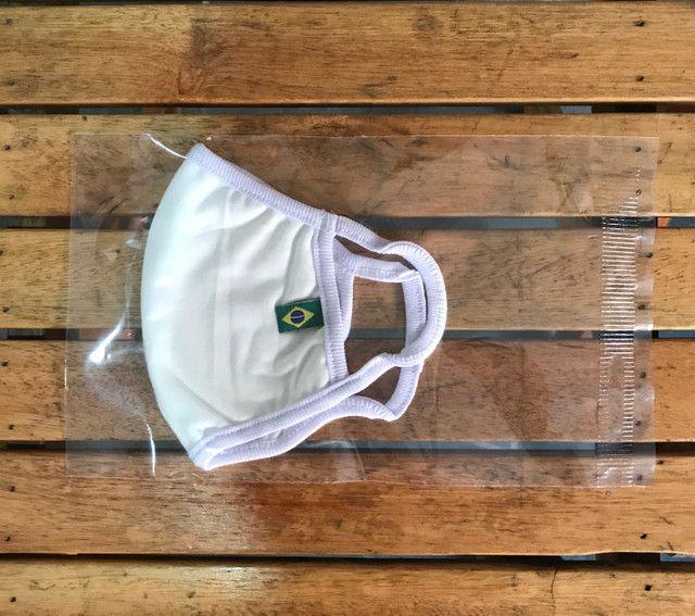 Kit 3 Máscara de proteção (recomenda pela oms ) - Foto 3