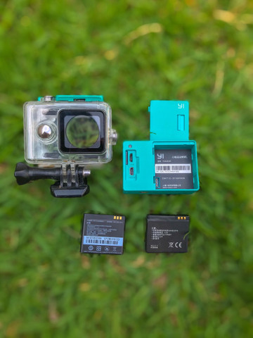 Câmera Xiaomi Yi grava em 2K - Foto 4