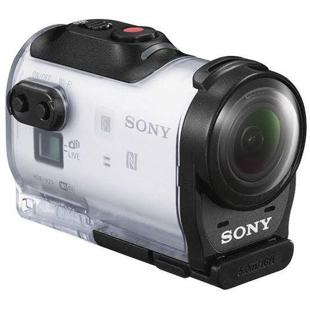 Câmera De Ação Sony Hdr-az1 - Foto 2