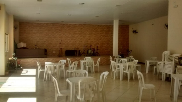 Alugo Chácara Moinho de Vento, (estrutura para Locação de Festas e Retiros) 695 m² de A.C - Foto 4
